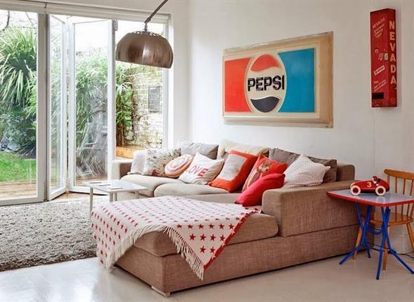 Combinações de almofadas e mantas na decoração 005