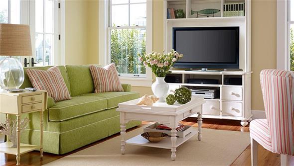 Como harmonizar a decoração de sua sala de estar 007