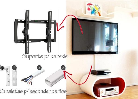 Como harmonizar a decoração de sua sala de estar 008