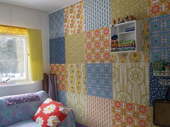 Idéias DIY para decorar paredes vazias 009