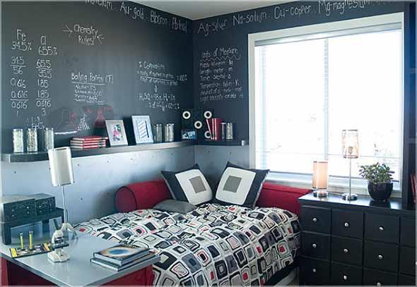 Idéias DIY para decorar paredes vazias 013