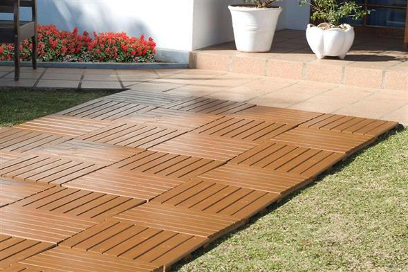 Maneiras para usar decks de madeira na decoração 019