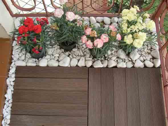 Maneiras para usar decks de madeira na decoração 021