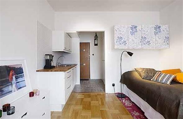 decoração para apartamento conjugado 002