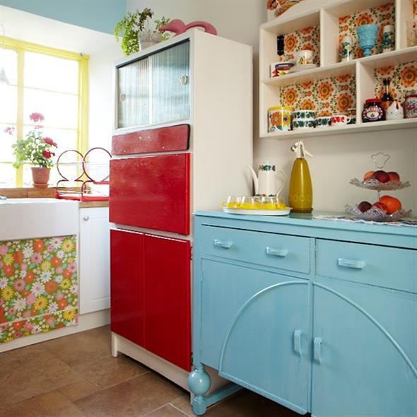 Cozinhas retro 002