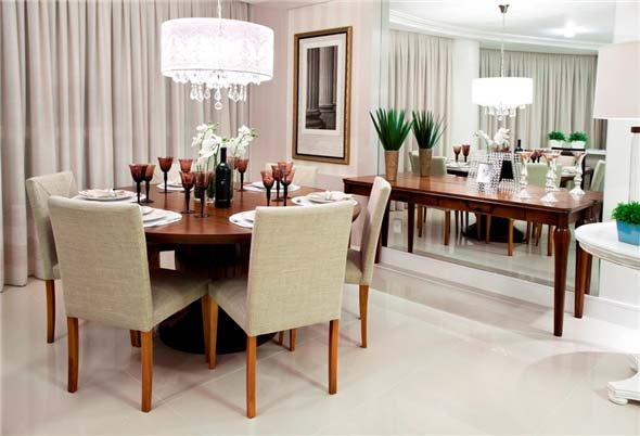 Lustre para mesa de jantar 011