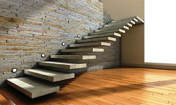 Modelos de escada interna 005