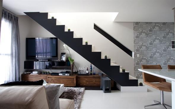 Modelos de escada interna 011
