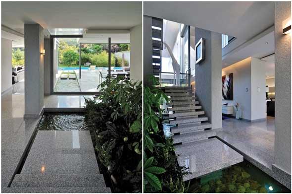 Modelos de escada interna 013