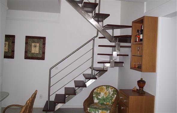 Modelos de escada interna 016