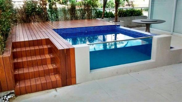 Modelos de piscinas pequenas 014