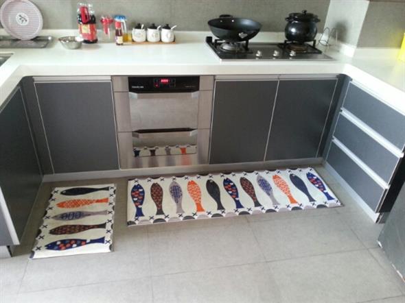 Modelos de tapetes para cozinha 005