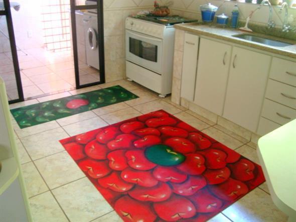 Modelos de tapetes para cozinha 018