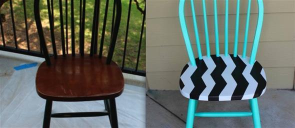 Renovar cadeiras velhas 002