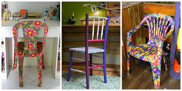 Renovar cadeiras velhas 004