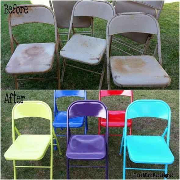 Renovar cadeiras velhas 009