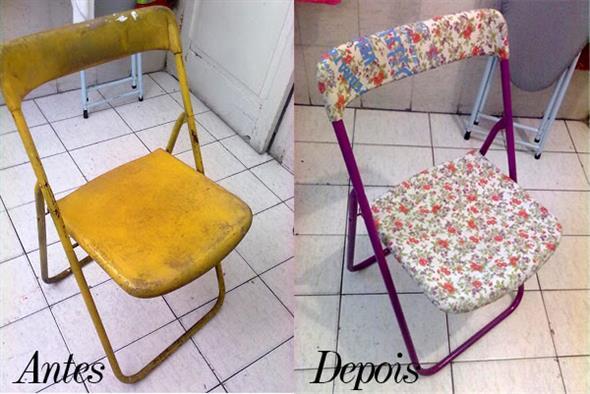Renovar cadeiras velhas 011