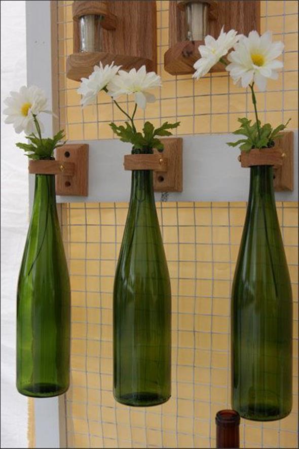 decoração com garrafas 006