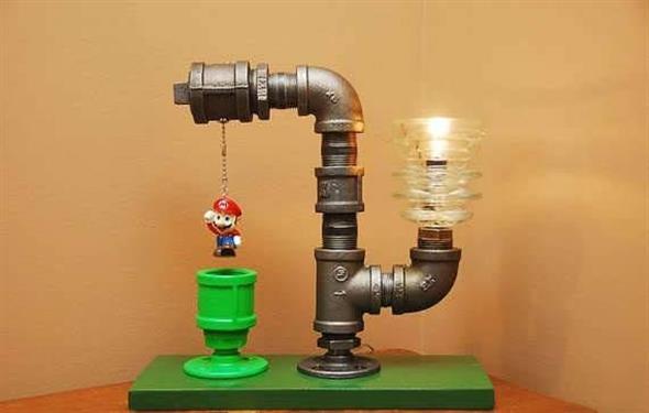 luminárias ousadas e criativas 011