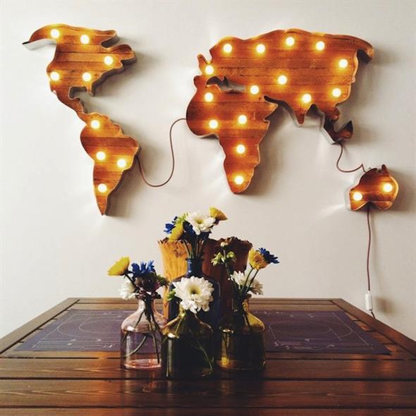 luminárias ousadas e criativas 016