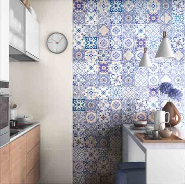 Azulejo português na decoração 001