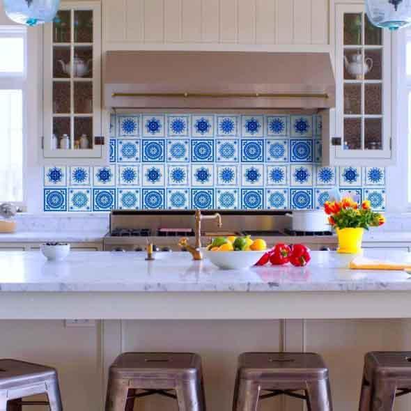 Azulejo português na decoração 013