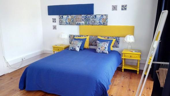 Azulejo português na decoração 015