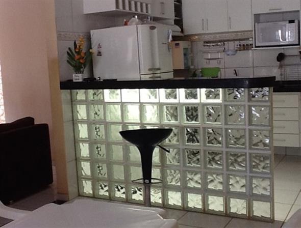 Balcão para cozinha pequena 010