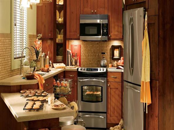 Balcão para cozinha pequena 018