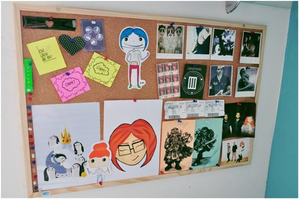 DIY – Como fazer um mural de fotos 008