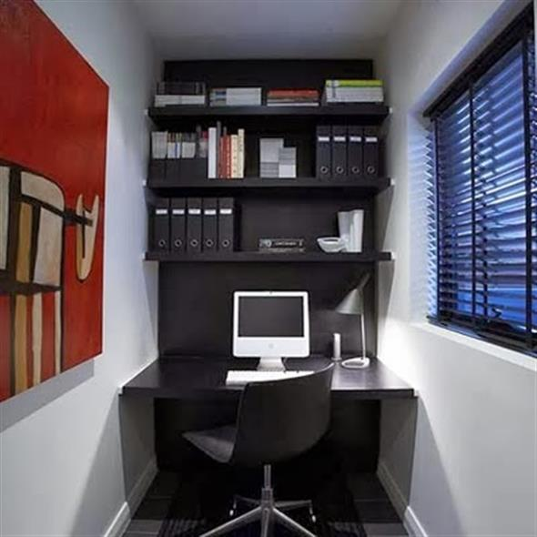 Home Office na varanda 015