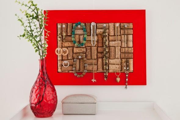 Idéias criativas de decoração com rolhas 012