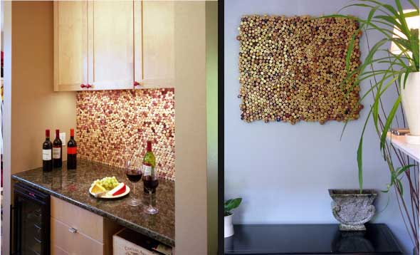 Idéias criativas de decoração com rolhas 014