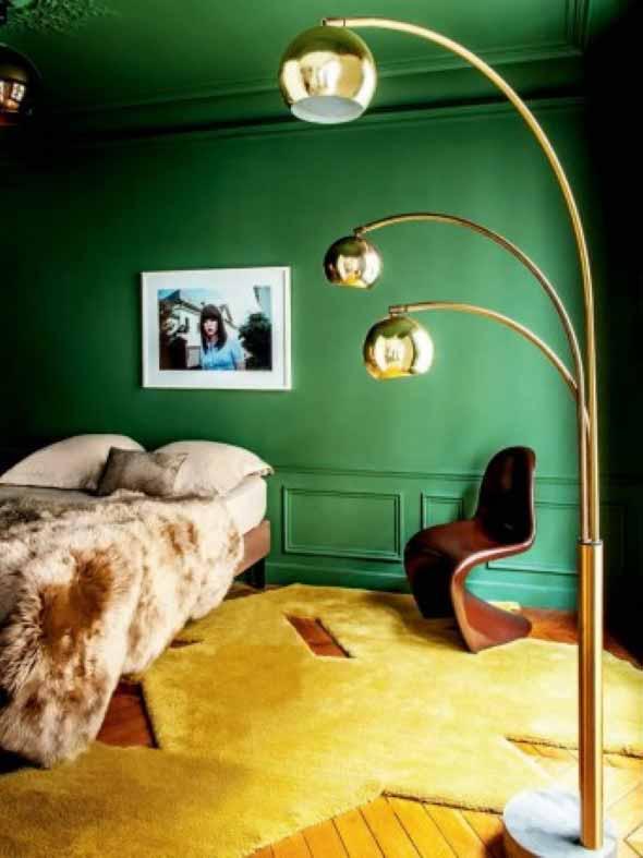 Luminária de piso 011