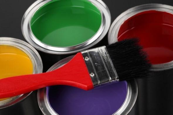 Escolha a tinta ideal para cada material.