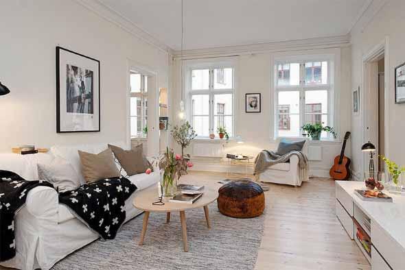 Casa decorada em estilo escandinavo 005