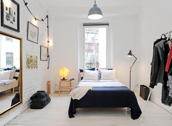 Casa decorada em estilo escandinavo 009