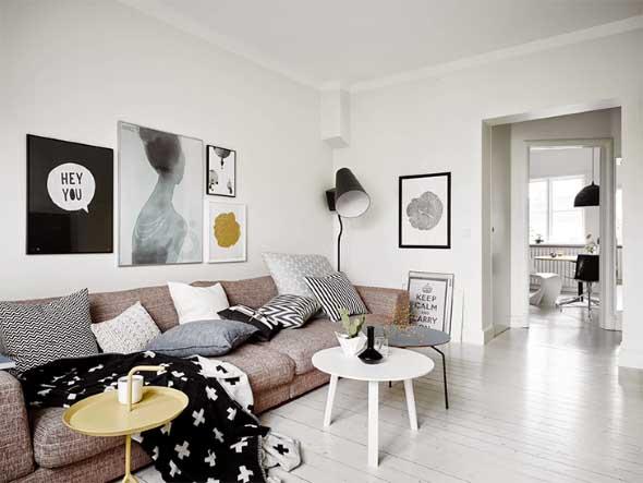 Casa decorada em estilo escandinavo 010