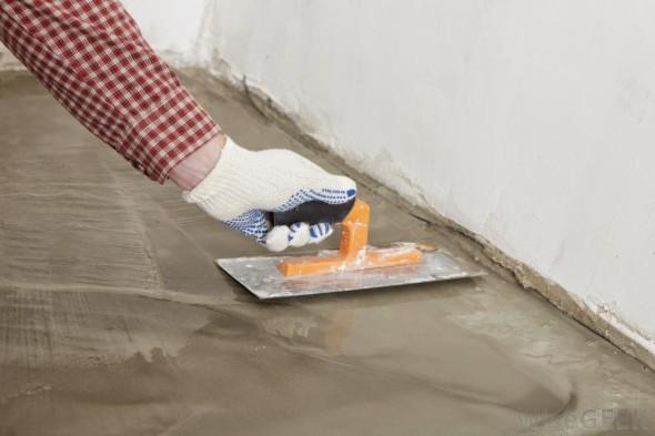 Cobrir piso antigo com cimento queimado 005