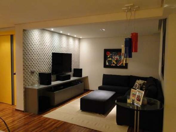 Espaço na casa para ver TV e assistir filmes 005