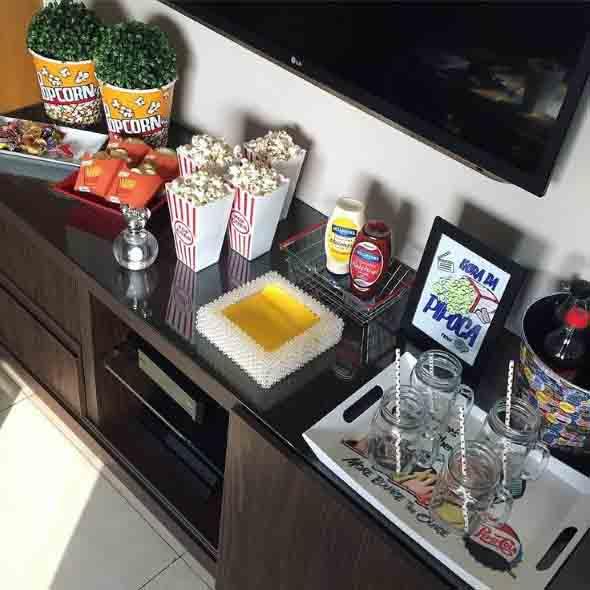 Espaço na casa para ver TV e assistir filmes 016