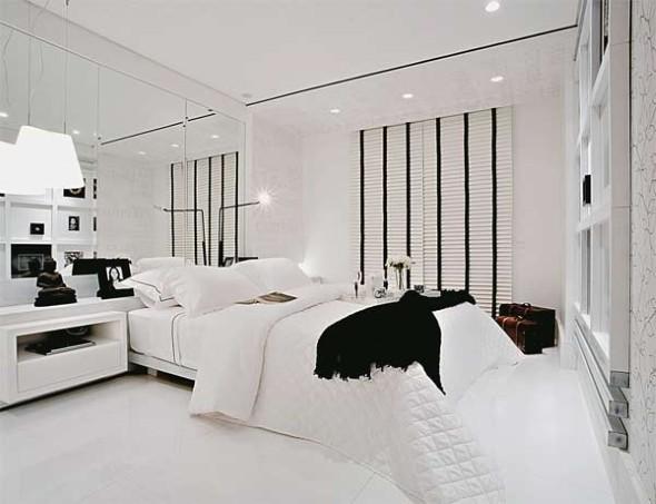 Espelhos decorativos para quartos 007