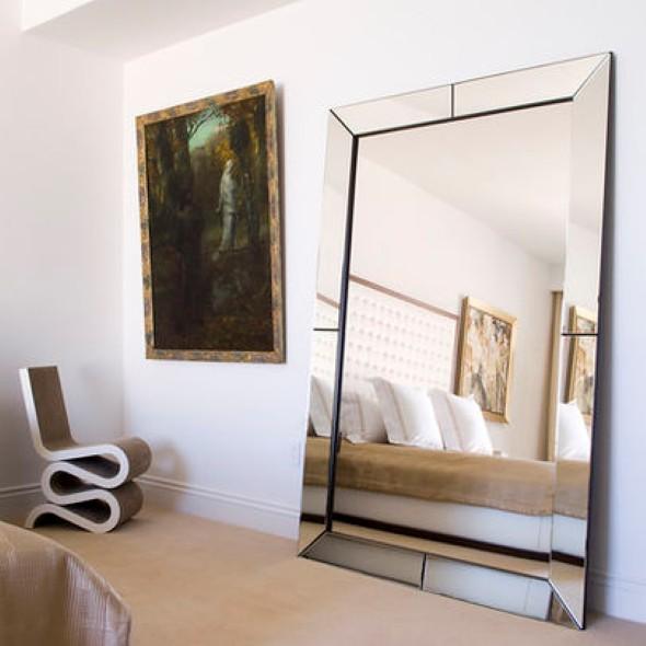 Espelhos decorativos para quartos 014