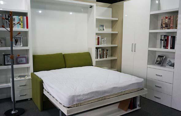 Modelos de cama escondida para casas e apartamentos 006