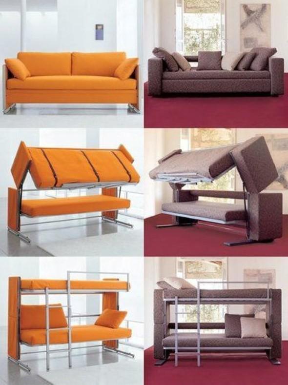 Modelos de cama escondida para casas e apartamentos 13 (Custom)
