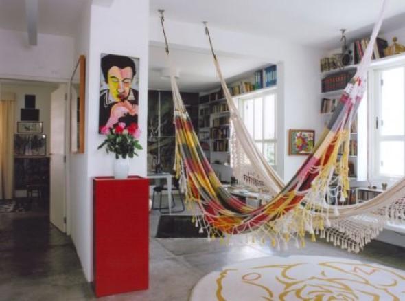 Redes de descanso na decoração 002