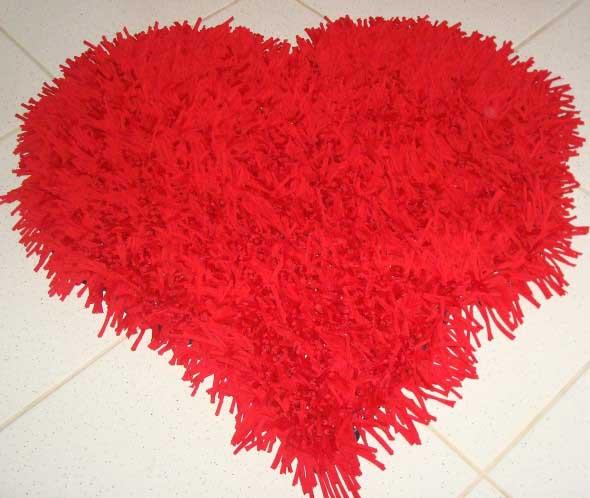 Como fazer tapete amarradinho 006