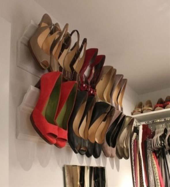 DIY - Estante para calçados 003