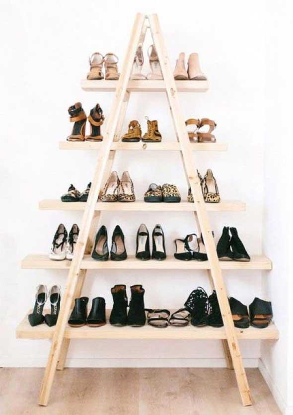 DIY - Estante para calçados 005