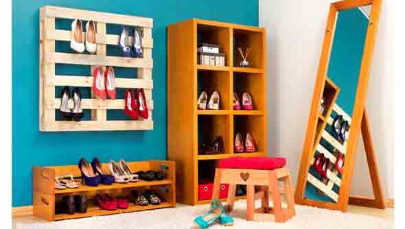 DIY - Estante para calçados 008